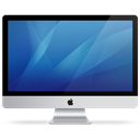 Imac, Aqua SteelBlue icon