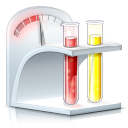 Measurement Silver icon