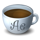 aftereffect, Coffee Black icon