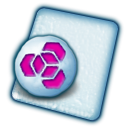 extmanager, File Lavender icon