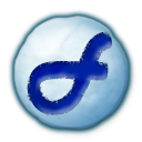 Coldfusion Black icon