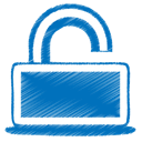 Blue DarkCyan icon