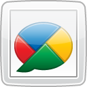 Buzz, google WhiteSmoke icon