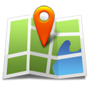 Map YellowGreen icon