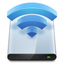 wireless LightSteelBlue icon