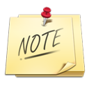 Note LemonChiffon icon