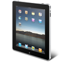 ipad, Apple Black icon