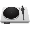 pro, ject, debut, Ps, Iii Black icon