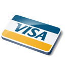 visa Black icon