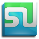 Stumbleupon DarkSlateGray icon