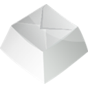 Email LightGray icon
