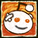Reddit Chocolate icon