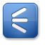 shoutwire SteelBlue icon