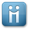Diigo SteelBlue icon