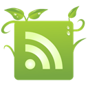 Rss YellowGreen icon