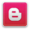 blogger Crimson icon