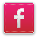 Facebook Crimson icon
