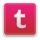 Tumblr Crimson icon
