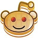 Reddit BurlyWood icon