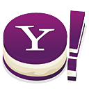 yahoo Purple icon