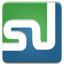 Stumbleupon Teal icon
