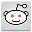 Reddit LightGray icon