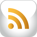 Rss, feed Silver icon
