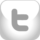 grey, twitter DarkGray icon