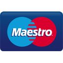 curved, maestro, Credit card MidnightBlue icon
