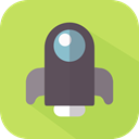 Space Ship, Space Ship Launch, Rocket Ship, Rocket, transport, Rocket Launch DarkKhaki icon