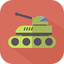 canon, armor, Tanks, Tank, transport, armored, weapon, weapons Icon