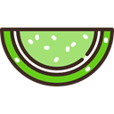 Lima, Dessert, Candy, food, sweets, sugar Black icon