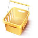 Cart Black icon