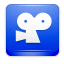 Viddler RoyalBlue icon