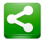 Sharethis Green icon