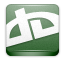 Deviantart DarkOliveGreen icon