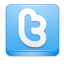 twitter LightSkyBlue icon