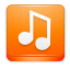 Ilike DarkOrange icon