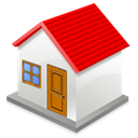 house Black icon