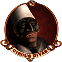 pierrot Black icon