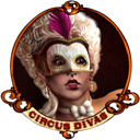 colombina, diva Black icon