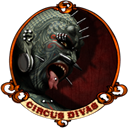 diva, drachen Black icon