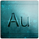 Arts, Au, Blue DarkSlateGray icon