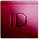 Id, Arts, Blue Maroon icon