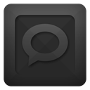 Technorati DarkSlateGray icon