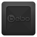 Bebo, Text DarkSlateGray icon