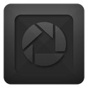 Picassa DarkSlateGray icon