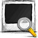 search, photo Icon