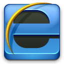 Iexplorer SteelBlue icon