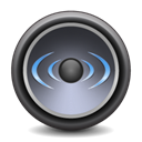 Audio DarkSlateGray icon